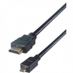 Connekt Gear HDMI to Micro HDMI Cable 2m