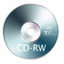 Q-Connect CD-RW 80min Slim Jewel 700MB