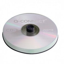 Q-Connect CD-R Spindle 80min 52x 700MB