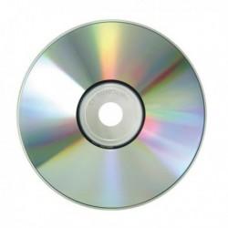 Q-Connect DVD+RW Slim Jewel Case 4.7GB