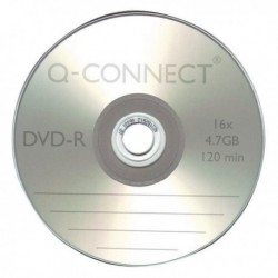 Q-Connect DVD-R Slimline Jewel Cse 4.7GB