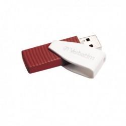 Verbatim Red Swivel USB Drive 16GB 49814