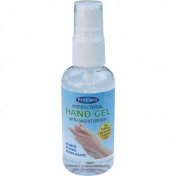 EcoClenz Antibacterial Hand Gel HG50