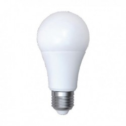 CED 6.5W ES Plas Alum Warm White Lamp