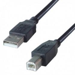 Connekt Gear 3M USB Cable A Male/B Male