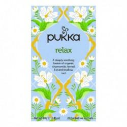 Pukka Relax Tea Pk20 P5003
