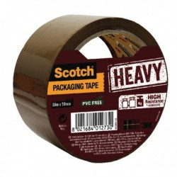 Scotch Brown 50mm Packaging Tape
