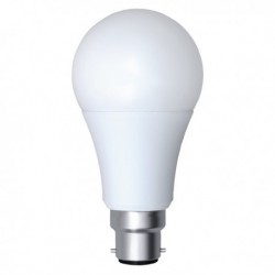 CED 12W BC Opal Dimmable LED Lamp