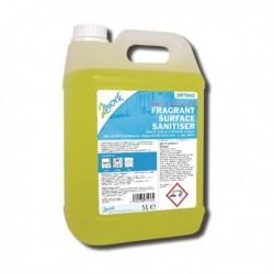2Work Fragrant Surface Sanitiser 5L