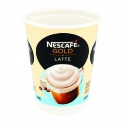 Nescafe and Go Gold Latte Cup 23g Pk8