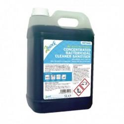 2Work Conc Bactericidal Clnr Sanitisr 5L