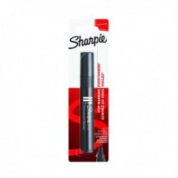 Sharpie W10 Black Perm Markers Pk12