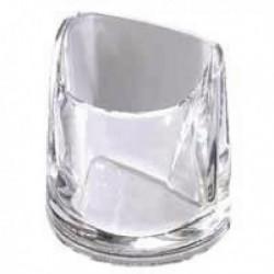 Rexel Nimbus Clear Acrylic Pencil Cup