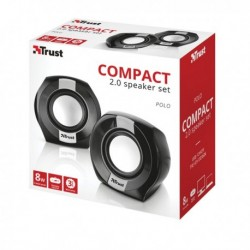 Trust compact 8 Watt Speaker Set