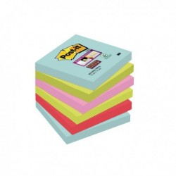 Post-it SS Notes 76x76 Miami Pk6