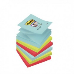 Post-it Miami S/Sticky Z-Notes 76x76mm