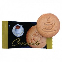 Cafe Etc Concerto Biscuit Indiv.Wrapped