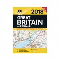 AA Road Atlas Great Britain/Ireland 2016