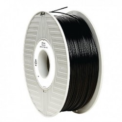Verbatim Black ABS 1.75mm 1kg Reel 55010