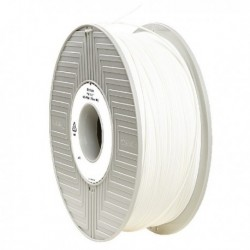 Verbatim White ABS 1.75mm 1kg Reel 55011