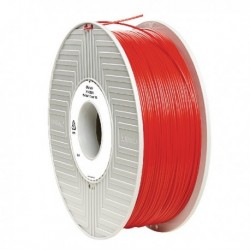 Verbatim Red PLA 1.75mm 1kg Reel 55270