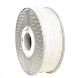Verbatim White PLA 2.85mm 1kg Reel 55277