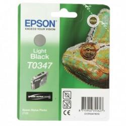 Epson T0347 Light Black Inkjet Cartridge