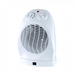 2kW Oscillating Fan Heater