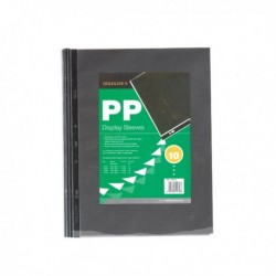 Goldline PP Display Sleeve A1 Pk10