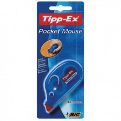 Tipp-Ex Pocket Mouse Corrector Blis/Pack