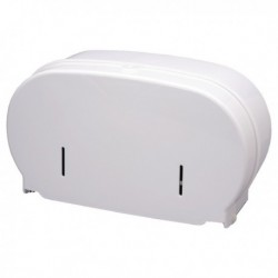 2Work Micro Twin White Dispenser