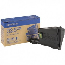 Kyocera Black TK-1125 Toner Cartridge