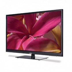 Cello Black HD 32in LED TV With USB/DVD