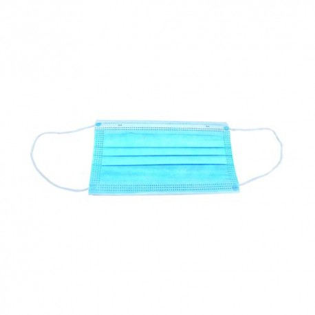 Disposable 3Ply Face Mask 50 Pack