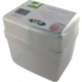 Q-Connect CD Storage Box Cap60