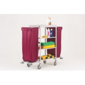 FD Maid Trolley Burgundy Bags 306769