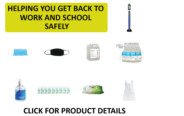 PPE & Covid Products